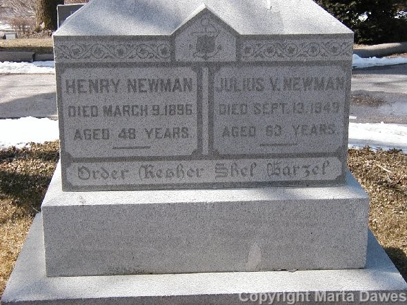 Henry and Julius Newman
